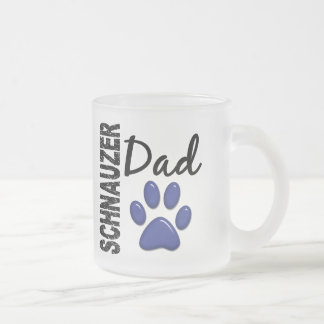 Schnauzer Dad 2 Coffee Mug