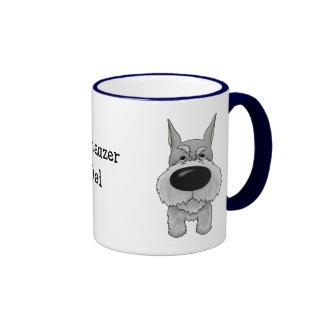 Schnauzer Dad Mugs