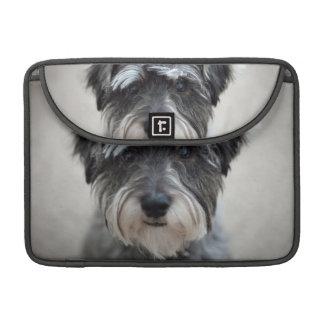 "Schnauzer Dog 13"" MacBook Sleeve"