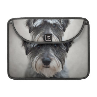 "Schnauzer Dog 13"" MacBook Sleeve MacBook Pro Sleeve"