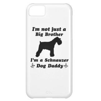 Schnauzer dog designs iPhone 5C cover