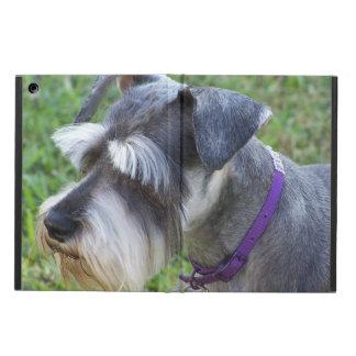 Schnauzer Dog Case For iPad Air