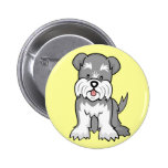Schnauzer Gifts and Merchandise Pin