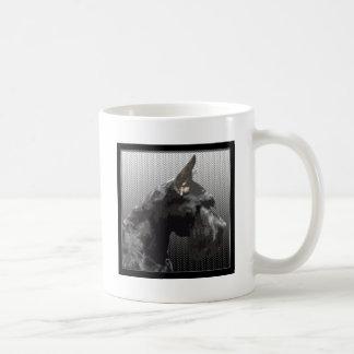 Schnauzer gigante taza de café