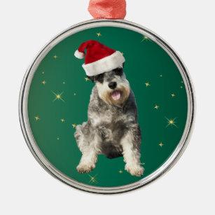 Miniature Schnauzer Ornaments & Keepsake Ornaments | Zazzle