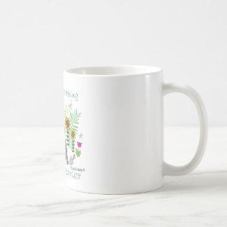schnauzer miniatura taza