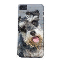 Case-Mate Barely There 5th Generation iPod Touch Case with Miniature Schnauzer Phone Cases design