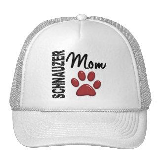 Schnauzer Mom 2 Trucker Hat
