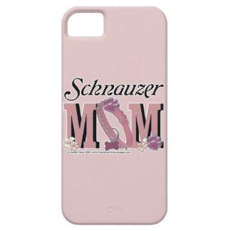 Schnauzer MOM iPhone 5 Case