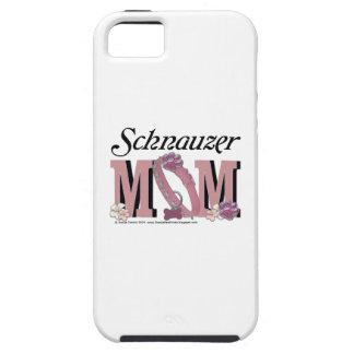 Schnauzer MOM iPhone 5 Cover