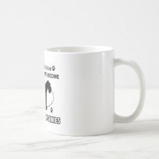 Schnauzer Mommy Design Coffee Mug