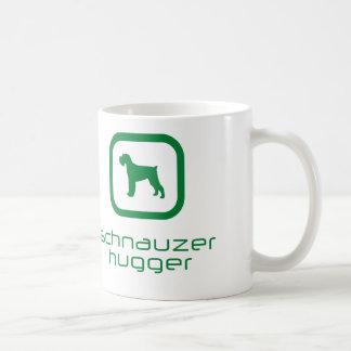 Schnauzer Classic White Coffee Mug