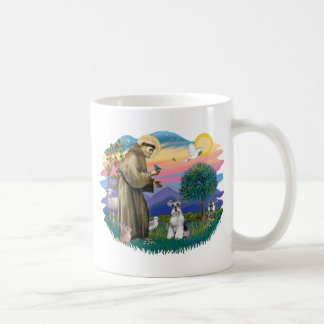 Schnauzer (natural #2) coffee mug