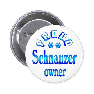Schnauzer Owner Buttons