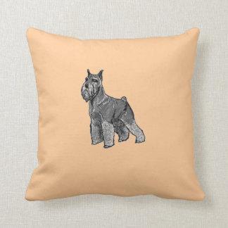 Schnauzer Pillows