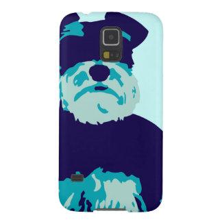 Schnauzer Pop Art Galaxy S5 Cover