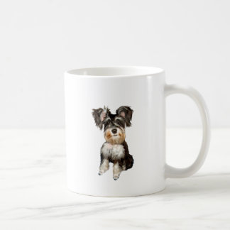 Schnauzer Puppy #3 Coffee Mug