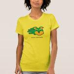 Hand shaped Schnauzer T-shirt