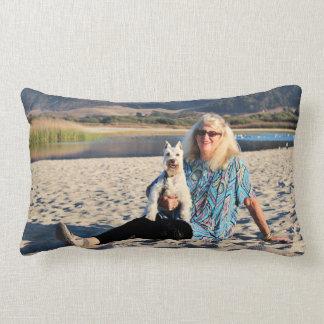Schnauzer - Tin Tin Throw Pillows