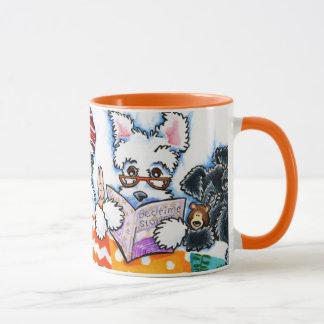 Schnauzers And Snoozes Mug