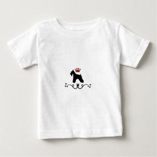 Schnauzers Rule Infant Tshirt