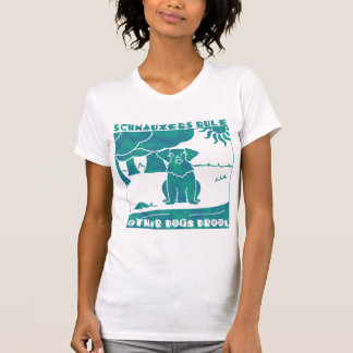 Schnauzers Rule T-Shirt