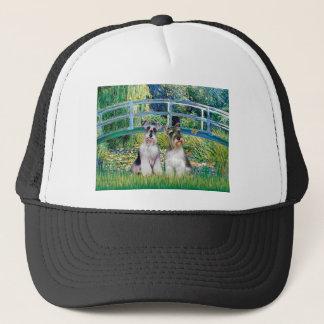 Schnauzers (two-nat) - Bridge Trucker Hat