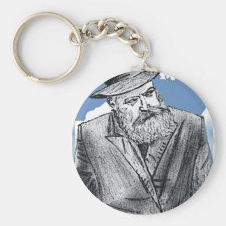 Schneersohn Keychain