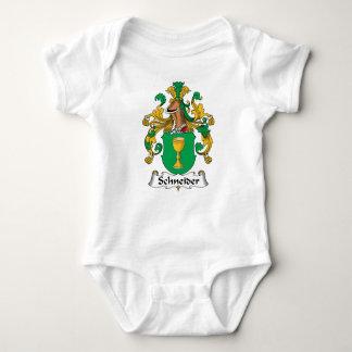 Schneider Family Crest Tshirts