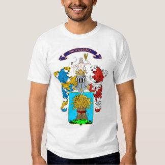 Schneider family Hungarian Crest T-shirt