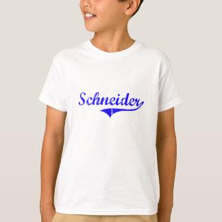Schneider Surname Classic Style T-Shirt