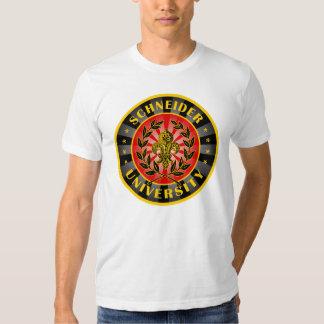 Schneider University German Shirt