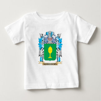 Schneiders Coat of Arms - Family Crest T-shirt