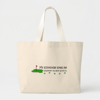 Schnoodle Tote Bags