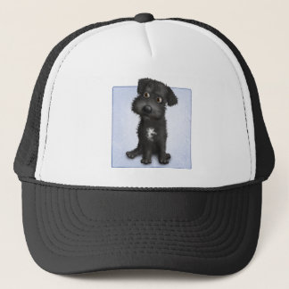 Schnoodle (Black) Trucker Hat
