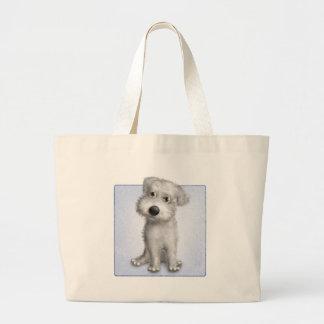 Schnoodle (White) Bag