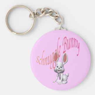 schnuggle.bunny llavero redondo tipo pin