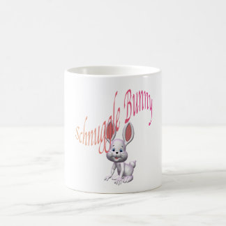 schnuggle.bunny taza básica blanca