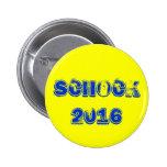 Schock 2016 pin redondo 5 cm