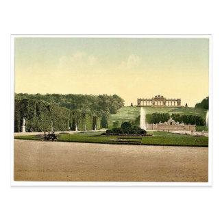 Schoenbrunn (es decir, Schö parque del nbrunn Tarjetas Postales