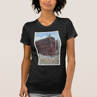 Schofield Building, Cleveland Ohio 1920s Vintage Tee Shirt