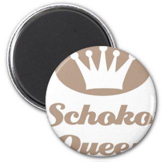 Schokolade Magnet