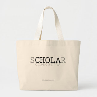 sCHOLAr Defying Stereotypes Tote Bag