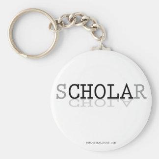 sCHOLAr Defying Stereotypes Key Chain