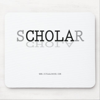 sCHOLAr Defying Stereotypes Mouse Pad