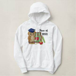 Scholar Owl 20XX - Customize Hoody