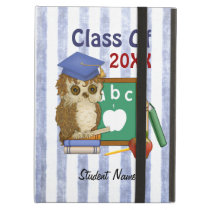 Scholar Owl Graduation 2013 -  Customize Cover For iPad Air