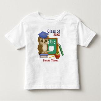 Scholar Owl Graduation Shirt