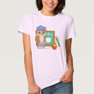 Scholar Owl Shirt