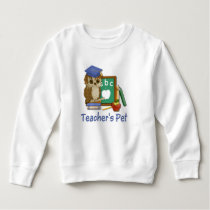 Scholar Owl - Teachers Pet Sweatshirt